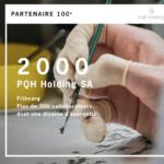 PQH est partenaire des 100ème de la CCIF